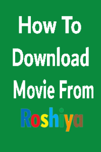 How To Download Movie