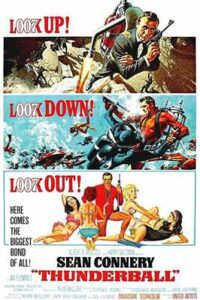 Download Thunderball (1965) Dual Audio {Hindi-English} 480p [300MB] || 720p [1GB]