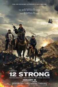 12 Strong (2018) Hindi (HQ Dub) + English (ORG) [Dual Audio] BluRay 1080p / 720p / 480p