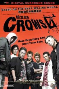 Crows Zero (2007) Hindi (HQ Fan Dub) + Japanese (ORG) [Dual Audio] BluRay 1080p 720p 480p