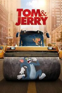 Tom & Jerry: The Movie (2021) Hindi Dub (Clean)+ English [Dual Audio] WEBRip 1080p 720p & 480p
