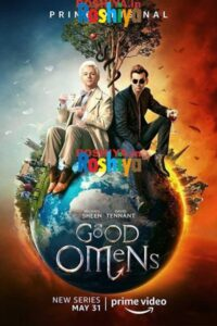 Download Good Omens Season 1 720p Full HD WEB-DL x264 English, Amazon Prime