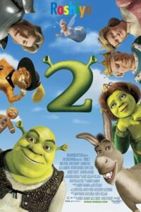 Download Shrek 2 (2004) {Hindi-English} 480p [300MB] || 720p [950MB]