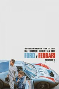 Ford v Ferrari 2019 English 480p – 720p HD CAMRip | 400MB | 1GB | [Exclusive] | Single Audio | GDrive