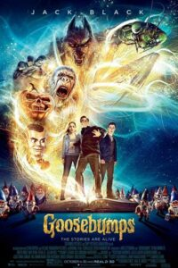 Download Goosebumps (2015) {Hindi-English} 480p [300MB] || 720p [1.1GB] || 1080p [3.2GB]