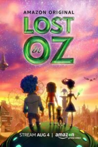 Download Lost in Oz 2015 720p Season 1 Web Hindi WEB-Dl x264