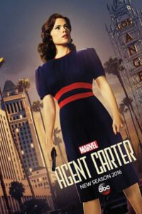 Marvel Agent Carter Season 2 2016 English 720p | 300MB | GDrive Dual Audio, Marvel